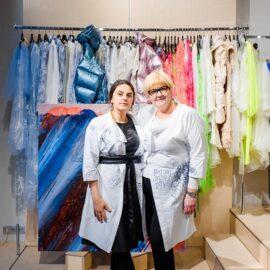 uliana Gorbachevska and Iolanta Pryshlyak
